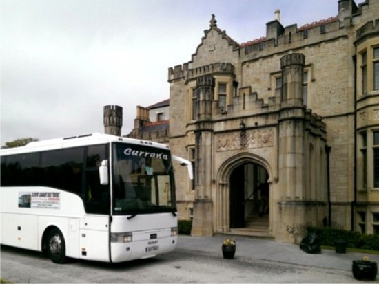 Curran Coaches - hire for tours of Ireland from our base in County Donegal